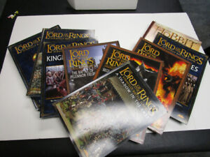 Lord of the Rings Strategy Battle Game Books