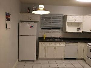 2 Bed room basement suite for rent in MIllwoods