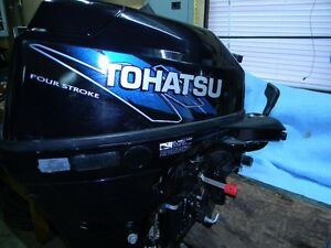Tohatsu 20 hp 4 stroke short shaft like new (same as Mercury)