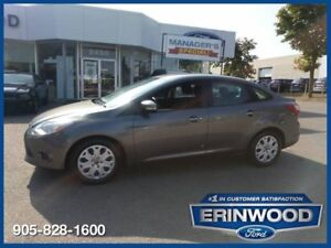 2013 Ford Focus SE4CYL/AUTO/AC/PGROUP/SYNC/HEATED SEATS