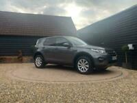 2015 Land Rover Discovery Sport 2.0 TD4 SE Tech Auto 4WD (s/s) 5dr SUV Diesel Au