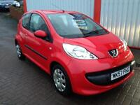 Peugeot 107 1.0 12v 2007 Urban ONLY £20 A YEAR ROAD TAX