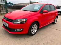 Volkswagen Polo 1.2 2014MY Match Edition 1 owner 39,000 miles
