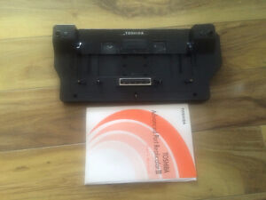 TOSHIBA Advanced Port Replicator III Docking Station