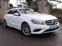 2013 Mercedes Benz A Class A180 CDI BlueEFFICIENCY Sport 5dr 5 door Hatchback