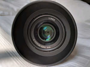 Panasonic Lumix 25mm f1.7 Lens for M4/3
