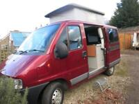 Danbury SPACE CRUISER Camper van