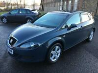 0909 Seat Leon 1.9TDI Ecomotive Grey 5 Door 61570mls £30 Road Tax