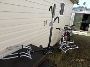 Swagman XTC Cross-Country 2-Bike Hitch Mount Rack *Never Used*