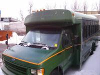 Mint Condition 1996 Ford E450 School Bus Super Duty for Sale