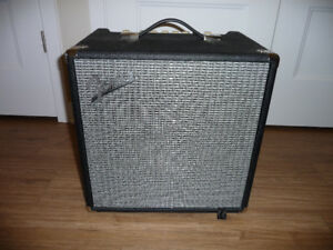 Bass amp Fender Rumble 40 V3