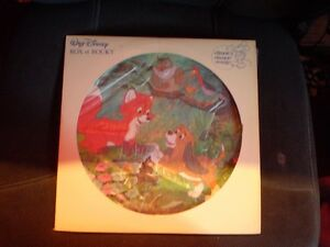 vinyl special walt disney/bambi/lady and the tramp/Rox & Rouky