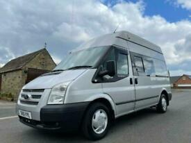2012 Ford Transit 2012 FORD TRANSIT 2.2 TDCI 280 TREND 125ps HIGH ROOF MWB CAMPE