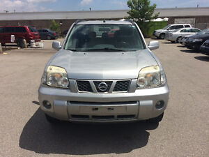 2005 Nissan X-trail SUV, An Ideal car for SHIPPING