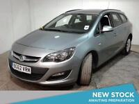 2012 VAUXHALL ASTRA 1.7 CDTi 16V ecoFLEX Exclusiv [130] 5dr [S S]
