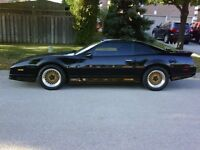 1990 Pontiac Trans Am GTA T Roof