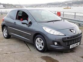 Peugeot 207 1.4 75 Sportium 2012