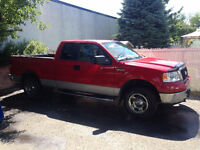 2007 Ford F-150 king cab 4 porte