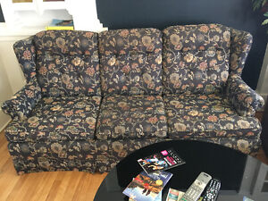 Sofa bed, queen for sale - 150 OBO - must go!