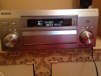 Pioneer audio/video multi channel receiver rVSX -AX5i for sale 425