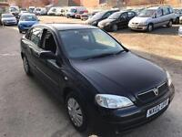 Vauxhall Astra 1.6i Club 5 DOOR - 2002 02-REG - 4 MONTHS MOT