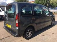 Citroen Berlingo 1.6HDi ( 75bhp ) Multispace VTR 5 DOOR - 2014 64-REG - FULL MOT