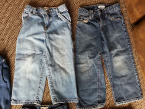 5 pairs of pants 4T