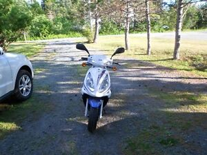 2009 SYM Scooter For Sale