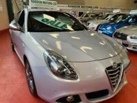 2014 Alfa Romeo Giulietta 1.4 TB MultiAir Exclusive ALFA TCT (s/s) 5dr Hatchback