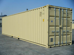 CONTAINERS 20' 40' 40'CH Peterborough Peterborough Area image 1