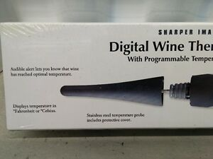 Sharper Image Digital Wine Thermometer - BRAND NEW Peterborough Peterborough Area image 6