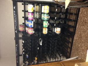 Shelves-Canned Goods