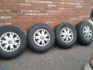 ***Now $100***Rims only '05 GMC Jimmy