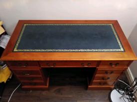 Antique style office desk