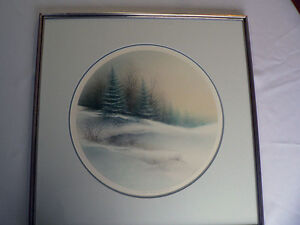 Dawn by Arnold Alaniz Limited Edition Print North Shore Greater Vancouver Area image 4