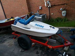 customized Yamaha Wave Jammer for sale!  with cover!