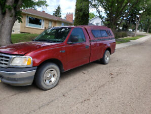 2000 ford truck low kms