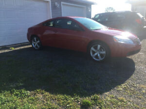 2006 Pontiac G6 GT Coupe (2 door)