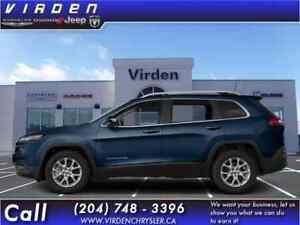 2018 Jeep Cherokee North 4x4 - Uconnect - $198.03 B/W