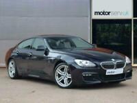 2013 63 BMW 6 SERIES 3.0 640D M SPORT GRAN COUPE 4D 309 BHP DIESEL