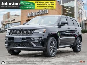 2018 Jeep Grand Cherokee High Altitude II 4x4  - $181.78 /Wk