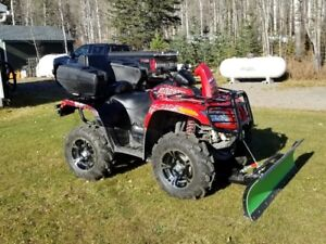 ARCTIC CAT 700 MUDPRO