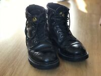 Vintage CATERPILLAR boots For sale £6. Size 9-10
