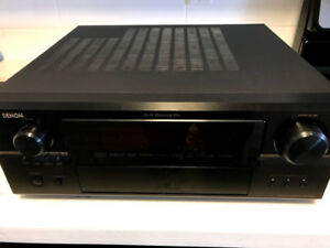 Denon AVR-2807 7.1 Channel Home Theatre Receiver