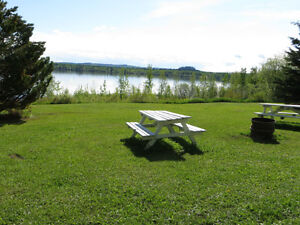 RV Sites On Beautiful Fraser Lake
