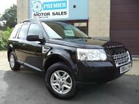 2009 (59) LAND ROVER FREELANDER 2 S 2.2 Td4e MANUAL, STUNNING CONDITION!