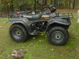 WANTED    1997 suzuki 300 king quad PARTS