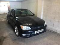 2003/03 Lexus IS 200 2.0 SE ( BodyKit ) AUTOMATIC 1 FORMER KEEPER
