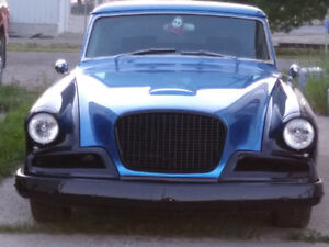 1956 Studebaker powerhawk for sale