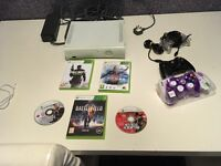 Xbox 360 with brand new unopened controller